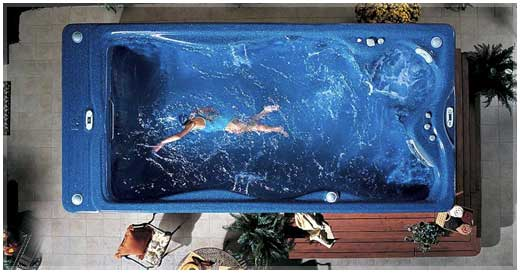 Swim Spa Pools
