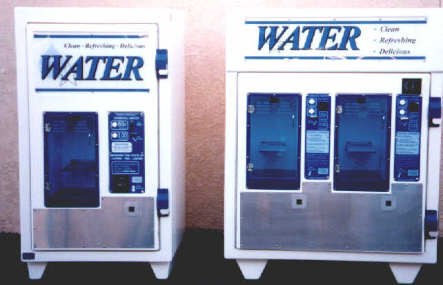 Water Vending Machines Water Dispenser Vending Machine